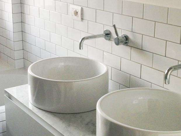 Impianto idraulico bagno a roma carinci termoidraulica - Rifacimento bagno manutenzione ordinaria o straordinaria ...